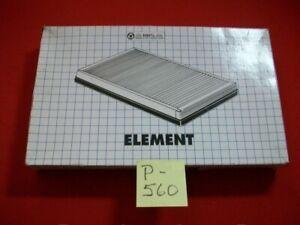 NEW IN BOX OEM SUBARU GENUINE PARTS ELEMENT #16546 AA020 AIR FILTER MANY MODELS