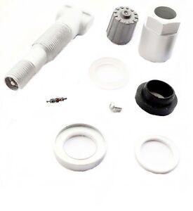 New TPMS Tyre Pressure Sensor Valve Stem Replacement Kit For Acadia Impala Cruze