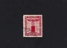 Germany Empire 1938 NSDPA Government Service Stamps 12 Pfg (E3)