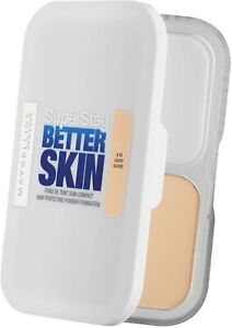Maybelline SuperStay Better Skin Powder Foundation 9 g *Chose Shade*