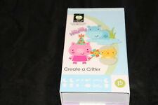 Create a Critter Cricut Cartridge with box booklet overlay LINKED cute