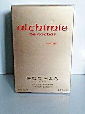 ALCHIMIE ROCHAS EDP 100ml Perfume vintage descatalogado discontinued