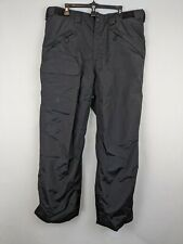 The North Face Freedom Pants, Black, Men's XL