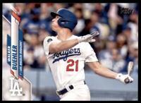 2020 Topps Series 2 Base Variation SP #432 Walker Buehler - Los Angeles Dodgers