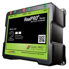 Dual Pro RealPRO Series Battery Charger - 12A - 2-6A-Banks - 12V/24V MFG# RS2