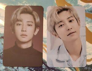 EXO Chanyeol FLO version 4 photocards set