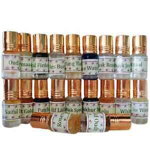 Non Alcoholic Pure Perfume Oil, PURE ROMANCE, RARE ATTAR- E - UMDA 3 ml FShip