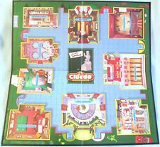 2001 Waddingtons THE SIMPSONS Cluedo Board Game Spare Part - GAME BOARD