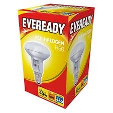 10 x 33w 40w E14 Ses Small Edison Screw R50 Energy Saving Eco Halogen 240v
