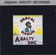 Procol Harum MFSL CD no. 823 * A Salty Dog * Giappone