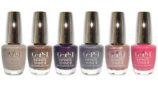 Opi Iceland Collection Fall 2017 Infinite Shine Nail Lacquer Set #1