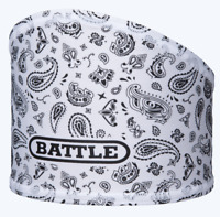 Battle Sports Skull Wrap Football Helmet Head Wrap Hair Sweat Control