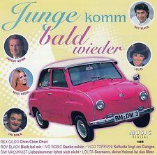 JUNGE KOMM BALD WIEDER - DIVERSE INTERPRETEN / CD - TOP-ZUSTAND