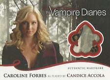 "Vampire Diaries Season 2 - M3 Candice Accola ""Caroline Forbes"" Wardrobe Card"