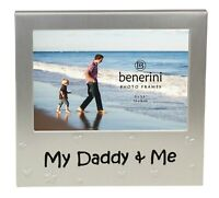 My Daddy & Me Photo Picture Frame Father's Day Birthday Christmas Gift For Dad