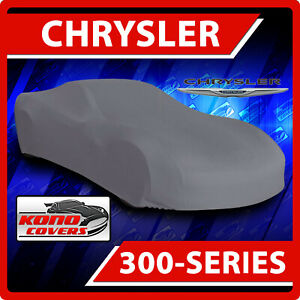 [CHRYSLER 300-SERIES] CAR COVER- Ultimate Full Custom-Fit All Weather Protection