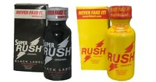 """2 PACK of """"RUSH"""" LEATHER CLEANERS"""