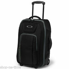 "Oakley Works 45L 22"" Roller Carry-On Luggage Bag - New"