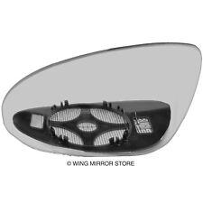 Left side for Mercedes Benz S Class (W221) 2006-2009 heat wing door mirror glass
