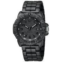 Luminox Men's Black Polyurethane Bracelet Dive Watch 3052.BO - Authorized Dealer