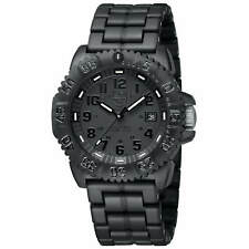 Luminox Men's Black Polyurethane Bracelet Dive Watch 3052.Bo - Authorized Dealer
