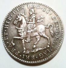 1690 GOTHIC CROWN SOUVENIR COIN KING JAMES II collectible restrike