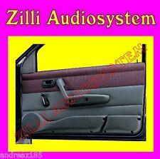 Phonocar 3/726 Coppia Tasche porta altoparlanti X FIAT Punto S antracite Nuove