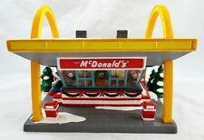 Dept 56 Snow Village 1997 MCDONALD'S MIB T1
