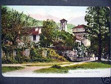 Switzerland~1900's LOCARNO~TICINO~Castello di Ferro