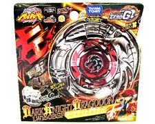 TAKARA TOMY BEYBLADE ZERO-G BBG16 RONIN DRAGOON Dark Knight Dragooon+LAUNCHER