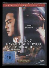 DVD TI LUNG - DAS BLUTIGE SCHWERT DER RACHE - SHAW BROTHERS (Soul Of The Sword)