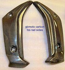 gbmoto carbon yamaha fz1  fz 1 S RADIATOR RAD SIDES