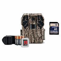 Stealth Cam ZX36NG 10MP No Glo Infrared Trail Scouting Camera Kit + (2) SD Cards