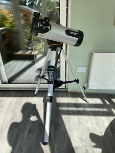 Celestron 31150 LCM 114 Short Computerised Reflector Telescope Plus Extras