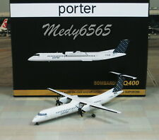 """Gemini Jets Porter """"Canada"""" Bombardier Q-400 """"VERY RARE"""" 1/200"""