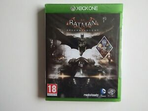 Batman Arkham Knight for Xbox One in NEW & FACTORY SEALED Condition