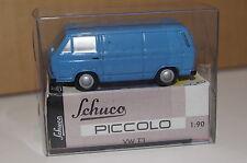 Piccolo VW T3 blau  Schuco neu & OVP 5126