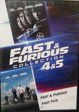 Fast & Furous/ Fast Five (2-DVD Set)