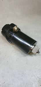 Indramat DC Servomotor MDC 10.20F MMA-0 S06