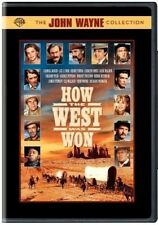 How the West Was Won  (DVD, 2007, Widescreen)  Brand New