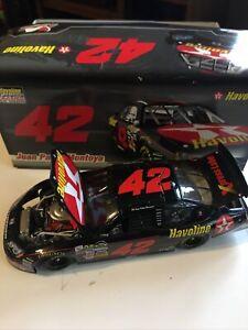 2007 Juan Pablo Montoya #42 Texaco / Havoline 1:24 NASCAR Action Die-Cast