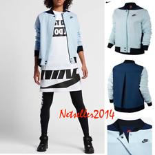 SZ SMALL 🆕🔥Nike Tech Fleece Destroyer Pullover Jacket Women's 835544-411 $120