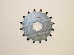 Sunstar 530 Front Sprocket Steel 16 Teeth Natural 50816