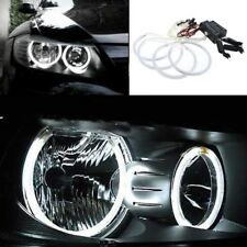 CCFL White Angel Eye Halo Light LED SMD For BMW E90 E91 Non-projector 3 series