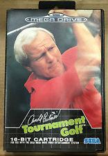 Arnold Palmer Tournament Golf (Sega Mega Drive, 1992)