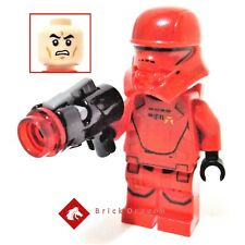 Lego Star Wars Sith Jet Pack Trooper minifigure from set 75266