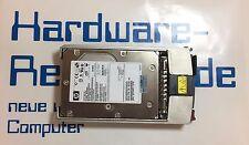 "HP Frame 36,4 GB Ultra320 SCSI 15K 320 MB/S 271837-016 289241-001 3,5 "" HDD"