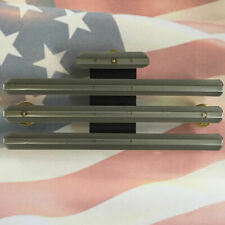 U.S. SERVICE MEDAL RIBBON BAR MOUNTING RACK | 10 SPACE | US ARMY | MILITARY