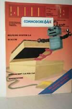 RIVISTA SUPER COMMODORE 64 ANNO 2 NUMERO 9 OTTOBRE 1985 USATA ITA FR1 54720