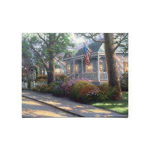 Thomas Kinkade 11 x 14  Patriotic Art Prints (Choice of 10)